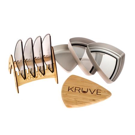 Kruve Sifter Six - Silver - Odsiewacz do kawy z sześcioma sitkami