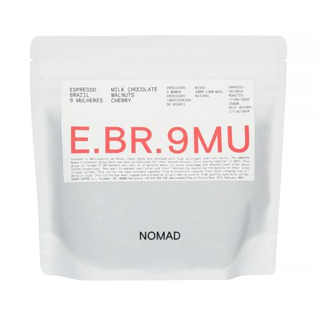 ESPRESSO MIESIĄCA: Nomad Coffee - Brazil 9 Mulheres 250g