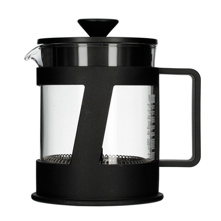 Bodum Crema French Press 4 cup - 500 ml Czarny
