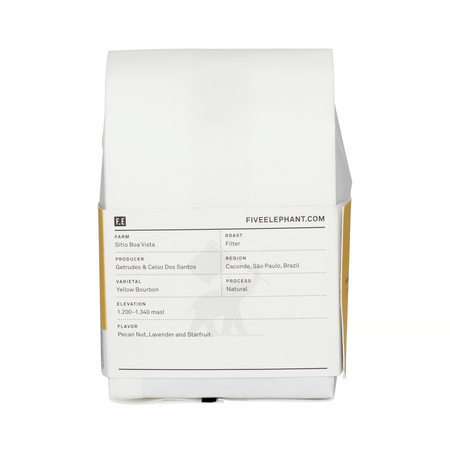Five Elephant - Brazil Sitio Boa Vista Yellow Bourbon