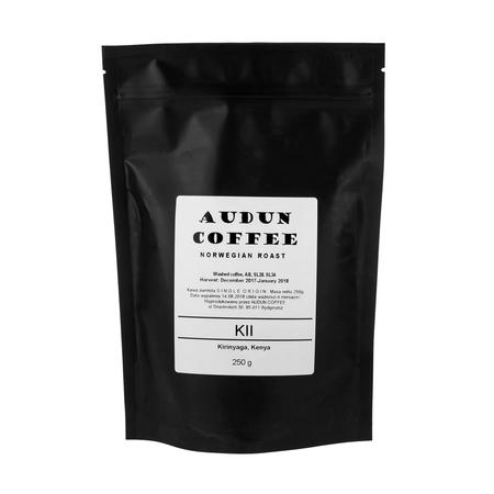 Audun Coffee - Kenia Kii