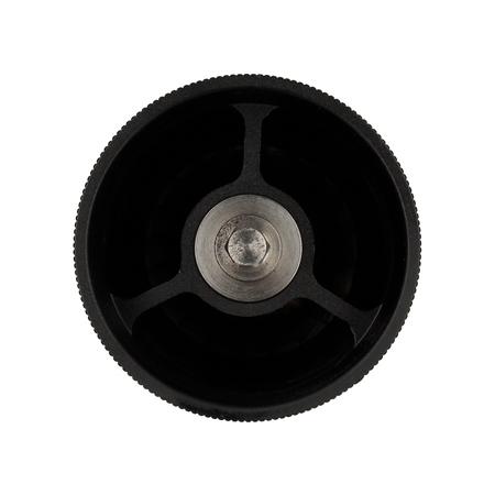 Barista Space - Młynek ręczny czarny