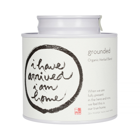 Paper & Tea - Mindfulness Collection - Grounded - Herbata sypana - Puszka 40g