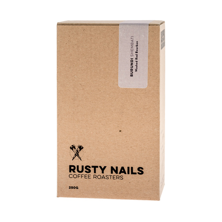 Rusty Nails - Burundi Shembati