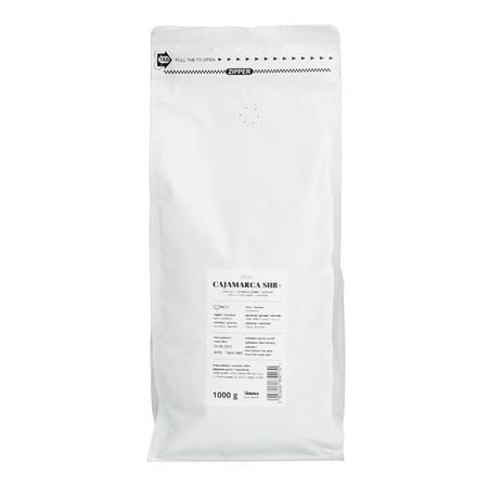 Hard Beans - Peru Cajamarca SHB+ Espresso 1kg
