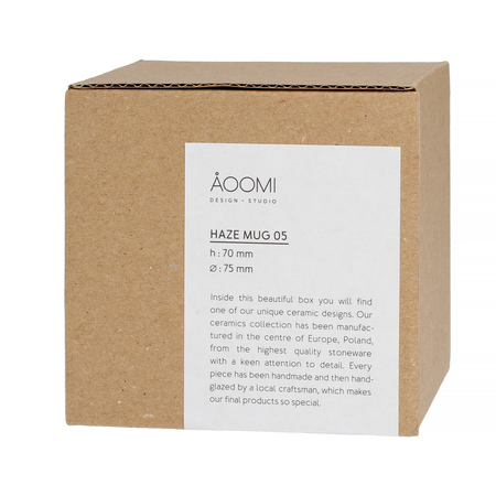 AOOMI - Haze Mug 05 - Kubek 170 ml