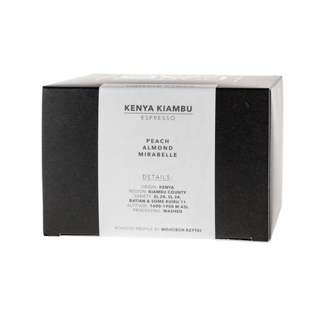 Coffeelab - Kenia Kiambu Espresso