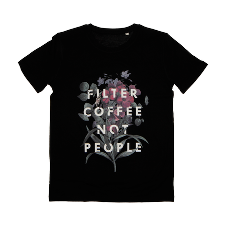 Department of Brewology - Koszulka Filter Coffee Not People - Unisex XL