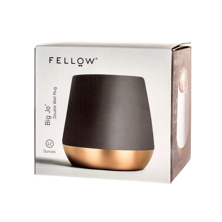 Fellow Big Jo' Mug - Czarny - 350ml