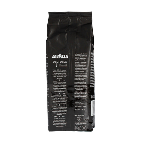 Lavazza Caffe Espresso Italiano Classico - Kawa ziarnista 250g