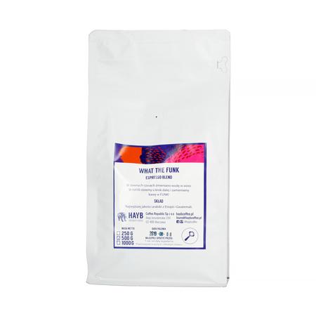 HAYB - WTF Espresso Blend 500g