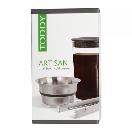 Toddy - Artisan Small Batch Cold Brewer - Zestaw do Cold Brew