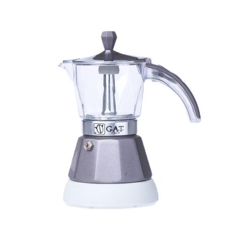 Kawiarka elektryczna G.A.T. Vintage 4tz - Szara