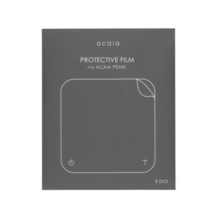 Acaia Pearl Protective Film - Folia zabezpieczająca - 6 sztuk