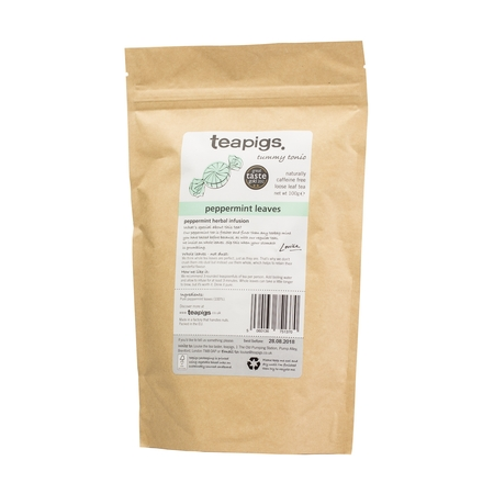 teapigs Peppermint Leaves herbata sypana 100g