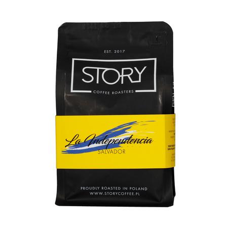 Story Coffee - Salwador La Indepedencia San Francisco