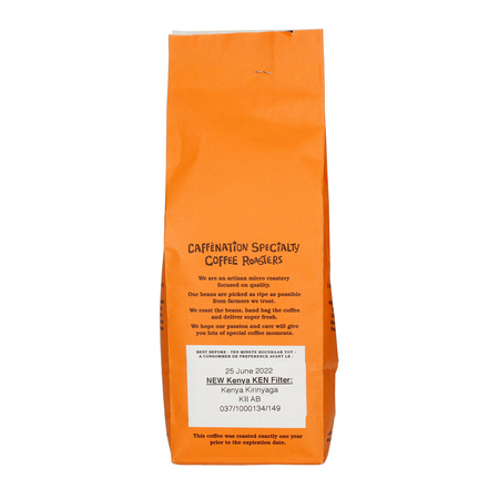 Caffenation - Kenya KIii AB Filter