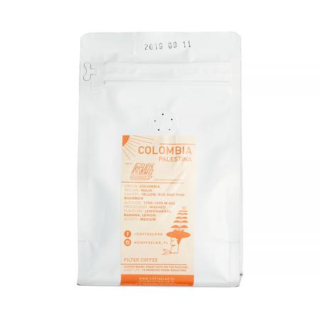 Coffeelab - Kolumbia Palestina