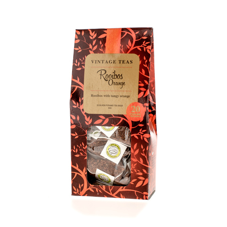 Vintage Teas Rooibos Orange - 20 torebek