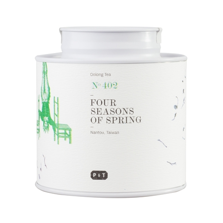 Paper & Tea - Four Seasons of Spring - Herbata sypana - Puszka 100g