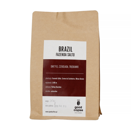 Good Coffee Micro Roasters - Brazylia Fazenda do Salto