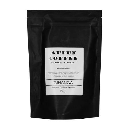 Audun Coffee - Rwanda Gihanga