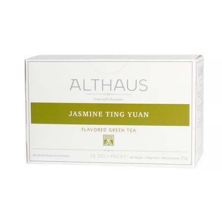 Althaus - Jasmine Ting Yuan Deli  Pack - Herbata 20 saszetek