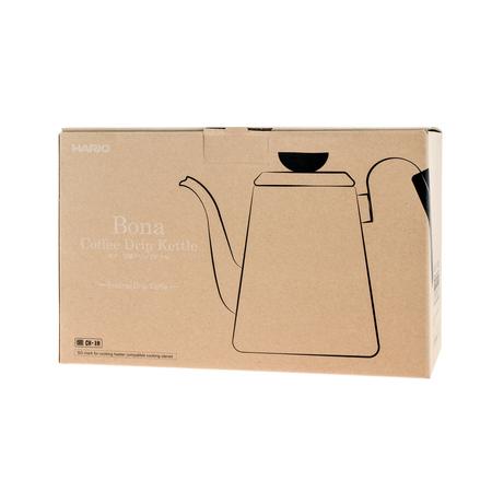 Hario Bona Coffee Enamel Drip Kettle - 0,8l (outlet)