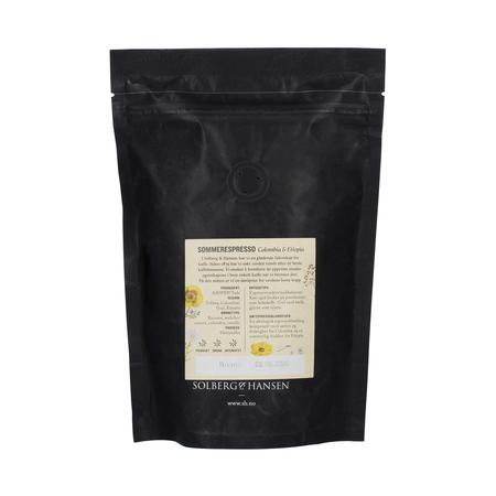 Solberg & Hansen - Sommerespresso