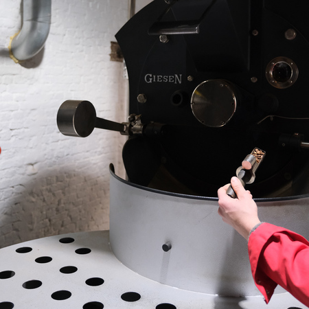 Caffenation - Ethiopia West Arsi Riripa Kelloo Espresso 250g