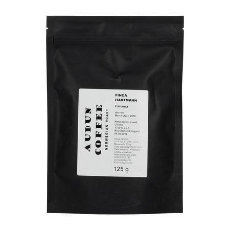 Audun Coffee - Panama Finca Hartmann Geisha (outlet)