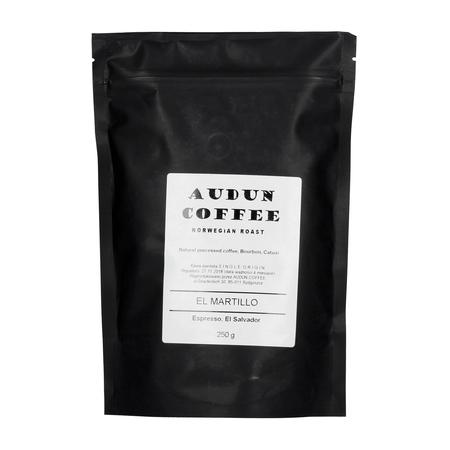 Audun Coffee - Salwador El Martillo Espresso