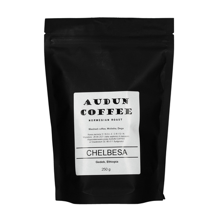 Audun Coffee - Ethiopia Gedeb Chelbesa