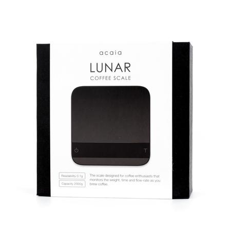 Acaia Lunar - Waga - Czarna