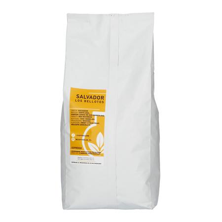 Coffeelab - Salwador Los Bellotos Espresso 1kg