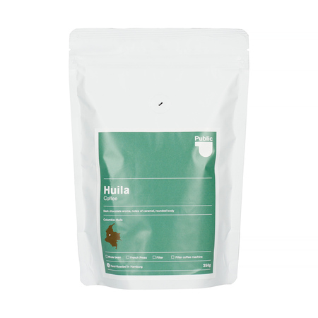 Public Coffee Roasters - Kolumbia Huila