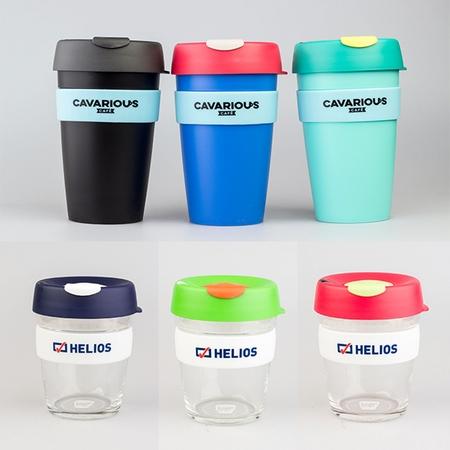 KeepCup z Twoim logo i w wybranym kolorze!