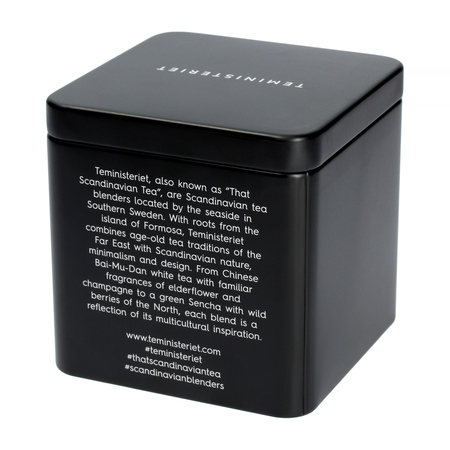 Teministeriet - 583 Black Earl Grey Creme - Herbata Sypana 100g