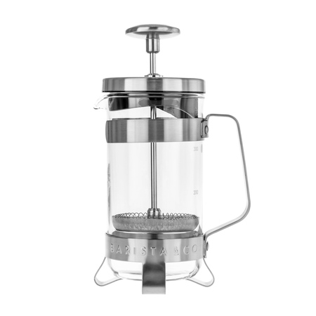 Barista & Co - 3 Cup Plunge Pot Electric Steel - French Press