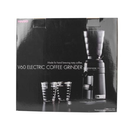 Hario V60 Electric Coffee Grinder - Młynek elektryczny (outlet)