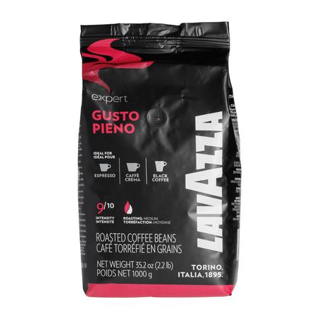 Lavazza Gusto Pieno Expert - Kawa ziarnista 1kg