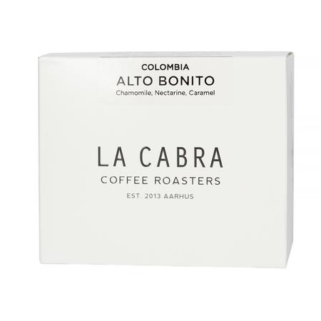 La Cabra Colombia Tolima Alto Bonito Washed OMNI 250g, kawa ziarnista (outlet)