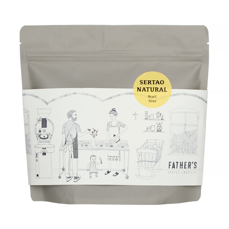 Father's Coffee - Brazil Sertao Filter