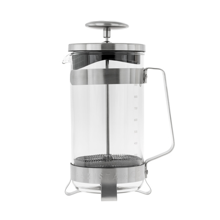 Barista & Co - 8 Cup Plunge Pot  Electric Steel - French Press
