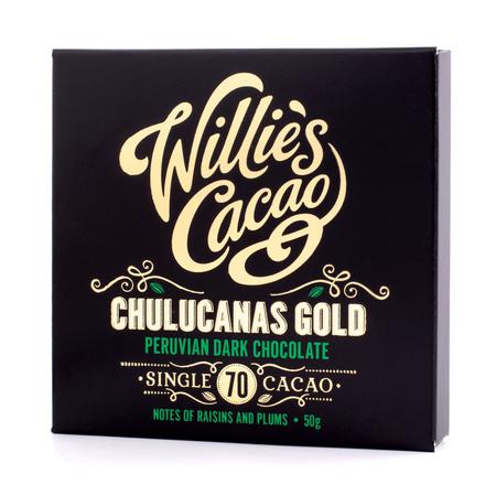 Willie's Cacao - Zestaw 5 czekolad - Wonders of the World x 5 - 250g