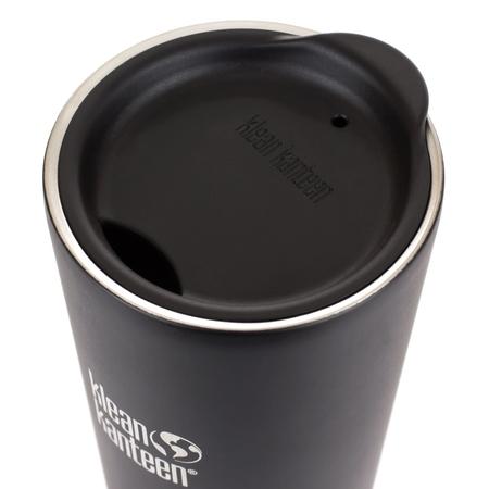 Klean Kanteen Insulated Tumbler Shale Black 592ml - Czarny mat