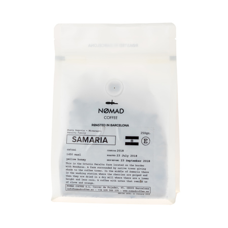 Nomad - Nicaragua Samaria Espresso