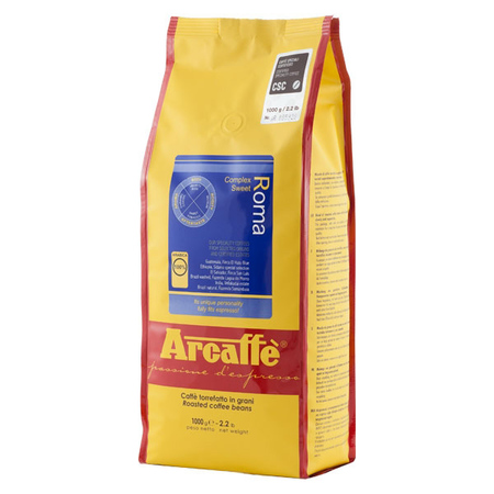 Zestaw Arcaffe Roma 1kg 5 + 1 Gratis