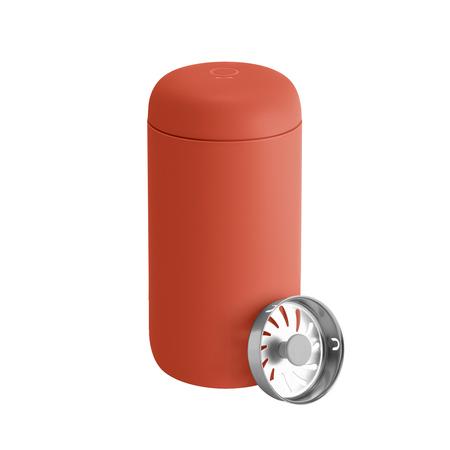 Fellow - Carter Move Mug - Kubek termiczny - Czerwony 355 ml