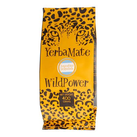 WildPower Argentina Despalada - yerba mate 400g